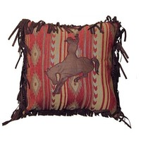 Carstens Bronc Pillow - Sheplers