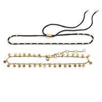 Madewell Set of 2 Choker Necklaces | Nordstrom