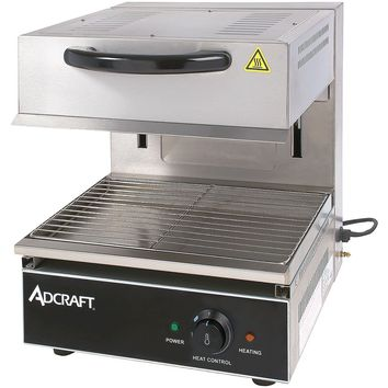 Commercial Kitchen Stainless Steel Electric Salamander 17""