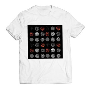 Twenty One Pilots Logo 13 Band Clothing T shirt Men