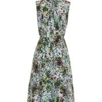 Richelle Field Flower-print sleeveless dress | Erdem | MATCHESFASHION.COM US