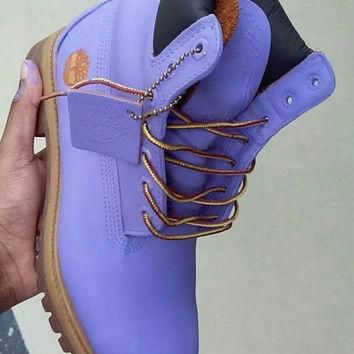 Custom Colored Timberland Boots! (Men Size)