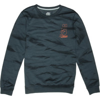 Element Discover Crew Sweatshirt - Men's Ocean,