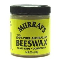 Murrays Beeswax 3.5oz Jar