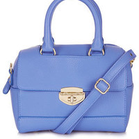 Mini Twistlock Holdall - Bags & Purses  - Bags & Accessories