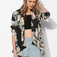 Oh My Love Lily Kimono Jacket - Urban Outfitters