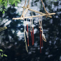 DIY Bamboo Wind Chime - Free People Blog