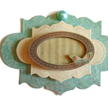 Scrapbook Embellishment, 3D Handmade, Paper piecing, gift tags, Scrapbooking Layouts, Cards, Mini Albums, brag book, Crafts, journal