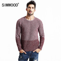 Clothing new autumn winter Granny-chic sweater men fashion Christmas pullovers 100% cotton