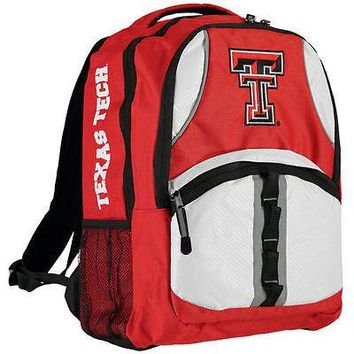 Texas Tech Red Raiders Red Captain Backpack