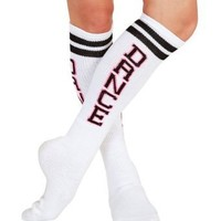 """DANCE"" Tube Socks,T1418,multi-colored,One-Size"