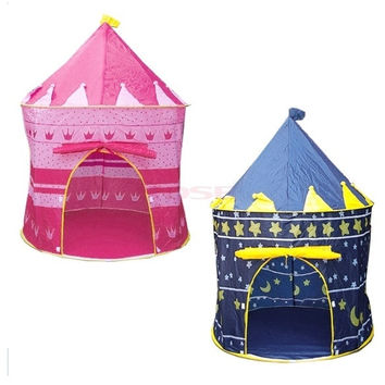 Kids Baby Children Toys Portable Princess Tent/House/Hut Play Games 7378 = 1745710020
