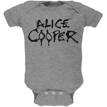 Alice Cooper - School's Out Baby One Piece