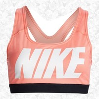 Women's Nike 'Pro Classic' Dri-FIT Sports Bra