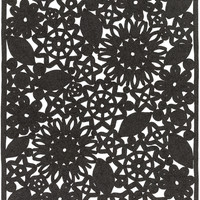 Sanibel Area Rug Black