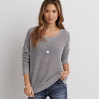 AEO MESH PULLOVER