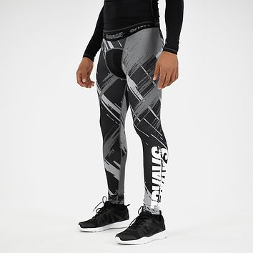 Sleefs Savage 2.0 Black Ops Tights for men