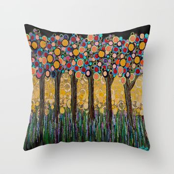 :: Morning Light :: Throw Pillow by :: GaleStorm Artworks ::