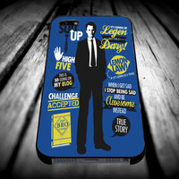 How I Met Your Mother Collage Art for iPhone 4/4s/5/5s/5c/6/6 Plus Case, Samsung Galaxy S3/S4/S5/Note 3/4 Case, iPod 4/5 Case, HtC One M7 M8 and Nexus Case ***
