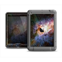 The Mulitcolored Space Explosion Apple iPad Mini LifeProof Nuud Case Skin Set