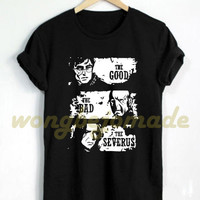 HOT Harry Potter Shirt Harry Potter Black Color Tshirt