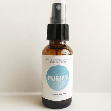 Purify - Meditation/Body Mist