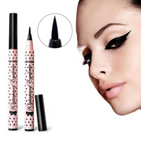 Waterproof Quick-dry Non-shading Plastic Pole Liquid Eyeliner