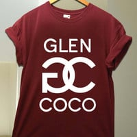 Glen Coco for T Shirt unisex adult