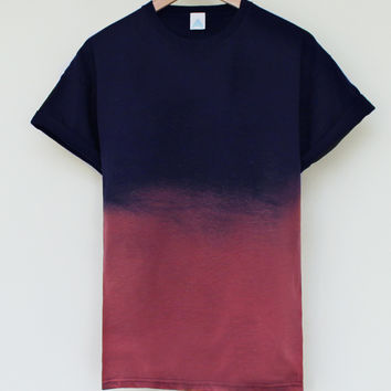 ANDCLOTHING — Nightfall Dip Dye Tee Coming Soon