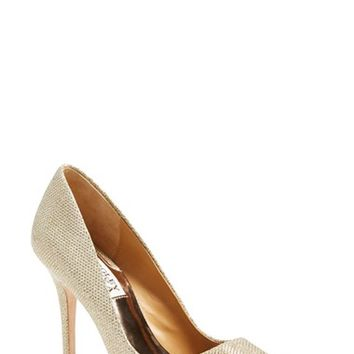 Women's Badgley Mischka 'Ponder' Pointy Toe Pump,