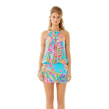 Siena Halter Dress - Lilly Pulitzer