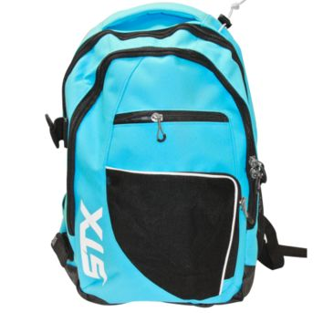 STX Sidewinder Backpack - Neon Blue | Lacrosse Unlimited