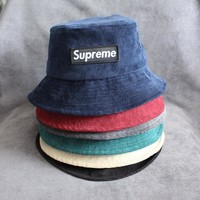 Supreme Unisex Skateboard Hats [429893156900]