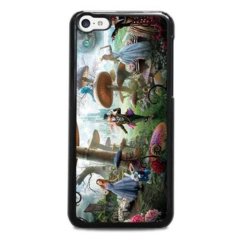 ALICE IN WONDERLAND Disney iPhone 5C Case Cover