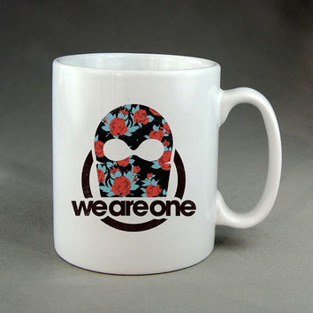 twenty one pilots we are one,coffee mug,tea mug,ceramic mug