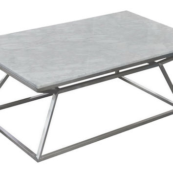 Helena Marble Coffee Table, Coffee Table Base, Sofa Table