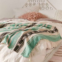 Moriah Stripe Throw Blanket - Urban Outfitters