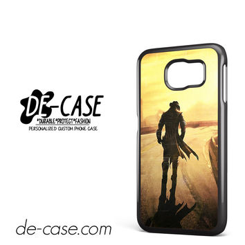 Fallout New Vegas DEAL-4091 Samsung Phonecase Cover For Samsung Galaxy S6 / S6 Edge / S6 Edge Plus