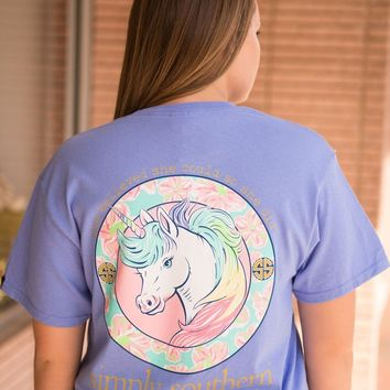Simply Southern - Unicorn Tee