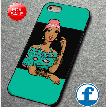 Pocahontas Hipster  for iphone, ipod, samsung galaxy, HTC and Nexus PHONE CASE