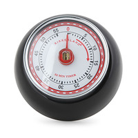Kikkerland Design Inc » Products » Magnetic Kitchen Timer + Colors