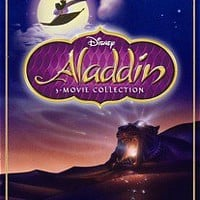 Aladdin Trilogy | DVD Movies & TV Shows, Genres, Kids / Family : JB HI-FI