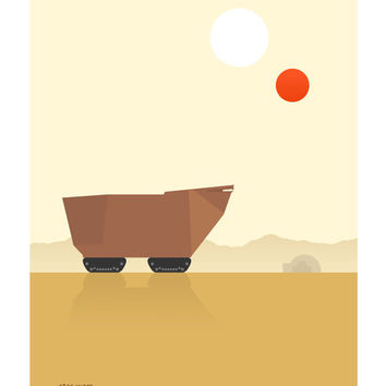 """Star Wars: Episode IV - A New Hope Poster 11X17"""""""
