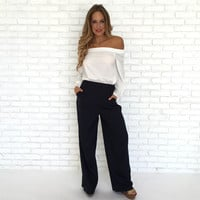 Revive Two Tone Jumpsuit