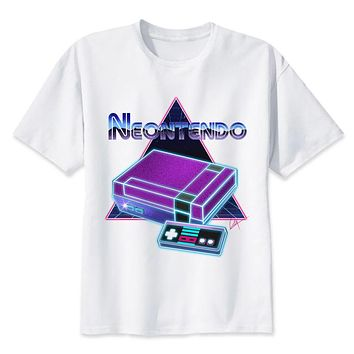 vaporwave T shirt Hip Hop Style New Original Design T-shirt Cool Fashion Man women tshirt Color MR1248