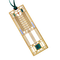 Frank Lloyd Wright Tree Of Life Bookmark