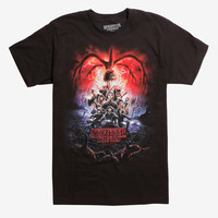 Stranger Things Season 2 Poster T-Shirt