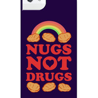 NUGS NOT DRUGS IPHONE CASE - PREORDER