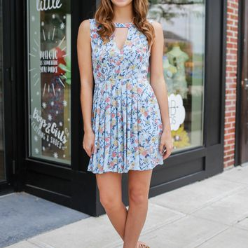 Country Gardens Dress