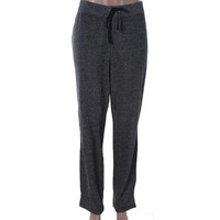 Style & Co. Womens Knit Marled Lounge Pants
